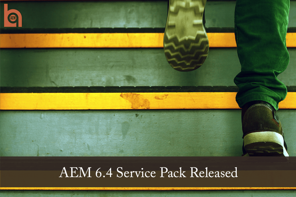 AEM 6.4 Service Pack 1 Released