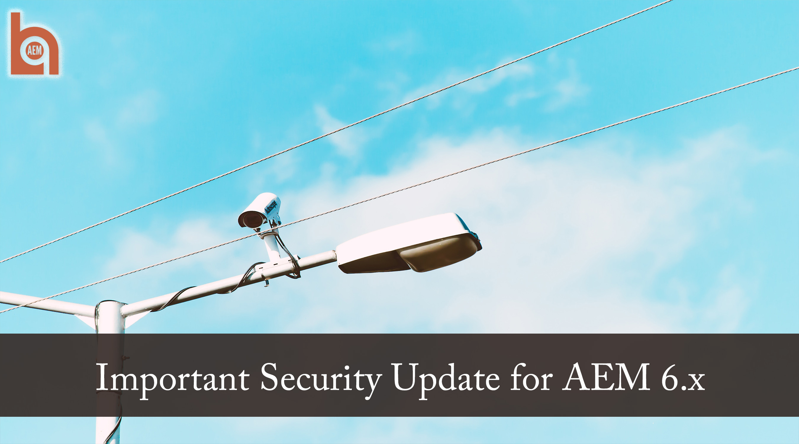 Important Security Updates for AEM 6.x