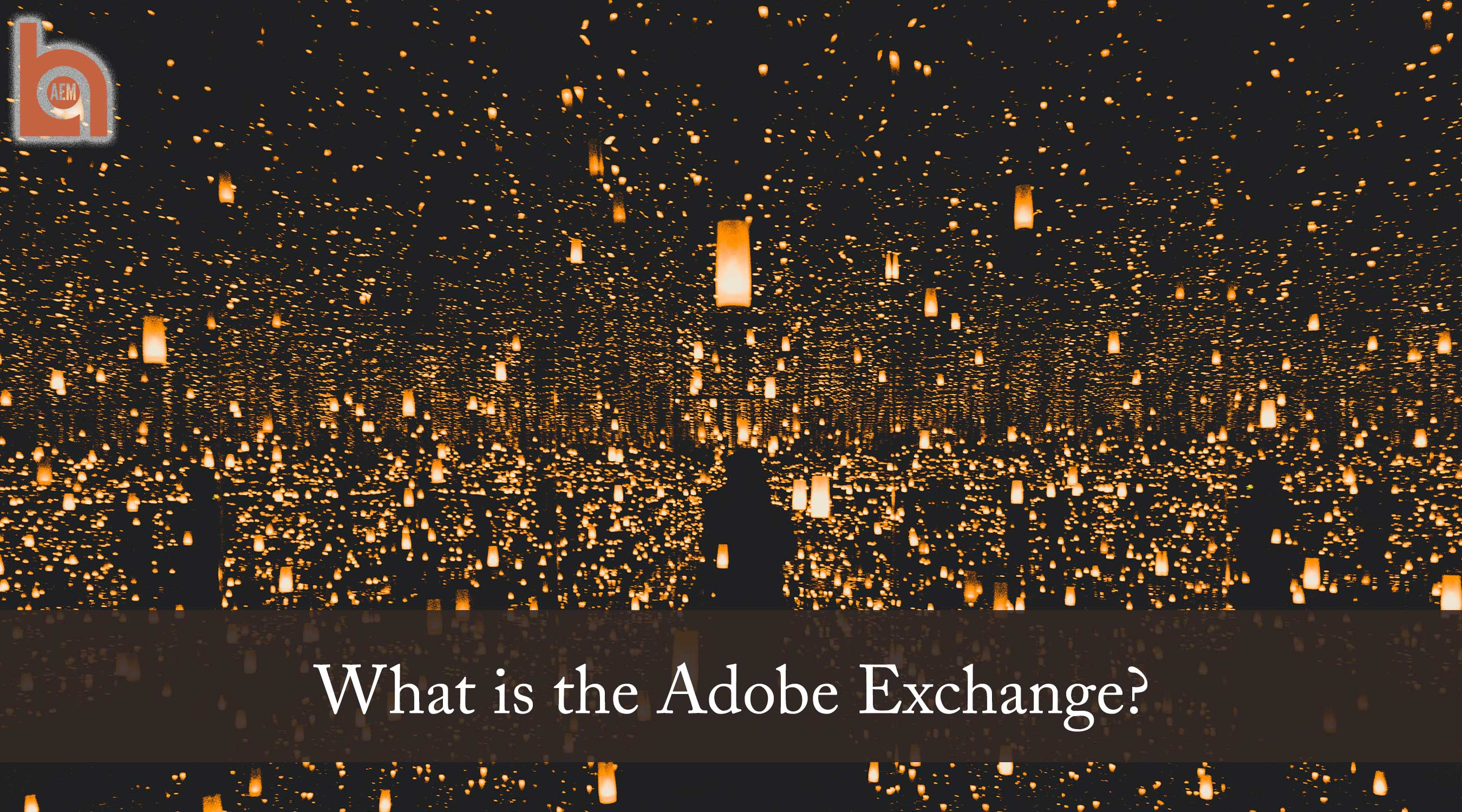 What is the Adobe Exchange?